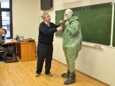 «Педагогика образования» с присвоением новой квалификации «Учитель основ безопасности жизнедеятельности»