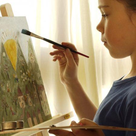 «Педагогика образования» с присвоением новой квалификации «Учитель изобразительного искусства»