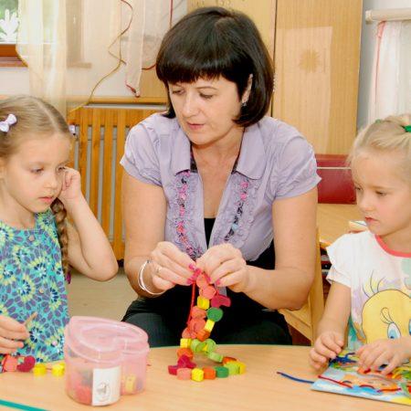 «Дошкольная педагогика и психология» с присвоением новой квалификации «Педагог дошкольного образования. Воспитатель»