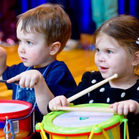 «Педагогика музыкального воспитания в дошкольном образовательном учреждении» с присвоением новой квалификации «Музыкальный руководитель»
