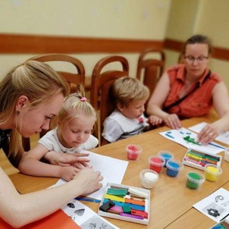 Программа повышения квалификации «Арт-терапевтические технологии помощи семье и детям»