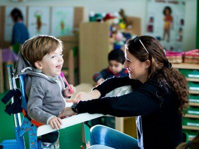 Программа повышения квалификации «Организация инклюзивного образования в условиях реализации ФГОС дошкольного образования для детей с ОВЗ» Георгиевск