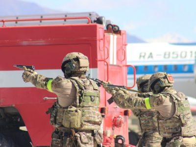 Программа повышения квалификации «Антитеррористическая защищенность»