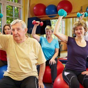 Программа повышения квалификации «Организация занятий по адаптивной физической культуре для лиц пожилого возраста»
