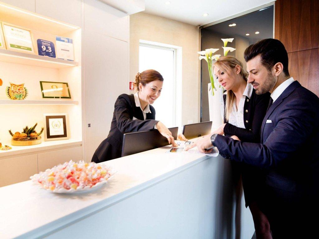 Фото Специалист в области гостиничного дела, сферы гостеприимства и социально-культурного сервиса